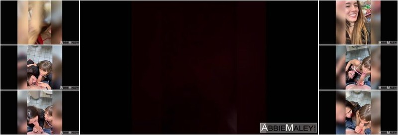 Riley Reid, Abbie Maley - Swapping A Stranger'S Cum (FullHD)