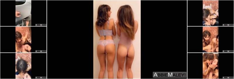 Riley Reid, Abbie Maley - Cum Swapping Cuties (FullHD)