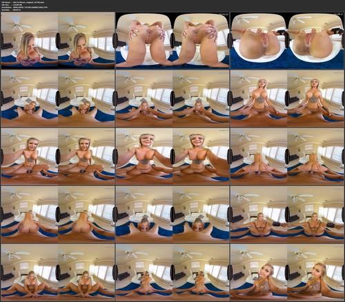 Aim To Please Allison Avery Oculus 4k