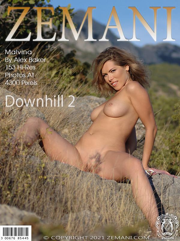 Malvina - Downhill 2 (2021-04-27)