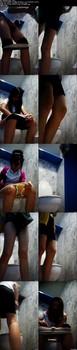 q6qakwzxcd2w - Asian Voyeur Thailand student toilet