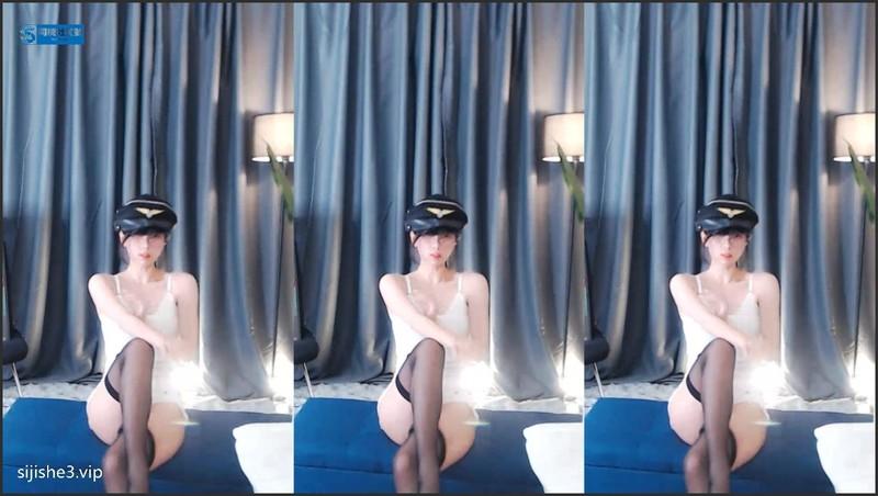 斗鱼啵啵大柚子 飞机舞蹈群热舞合集[1.12GB] 斗鱼主播-第5张