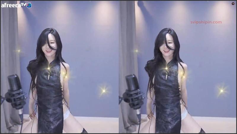 韩国主播 afreecatv BJ兰 热舞合集[29V/1.62G] 国外主播-第11张