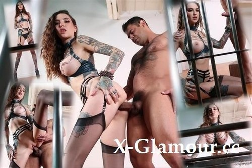 Rocky Emerson - Amazons Caged Cuckold (FullHD)