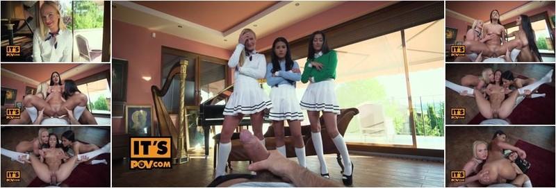 Apolonia Lapiedra, Darcia Lee, Vinna Reed - It'SPOV (FullHD)