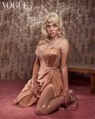 Billie Eilish is Stripped Down and Sexy in British Vogue