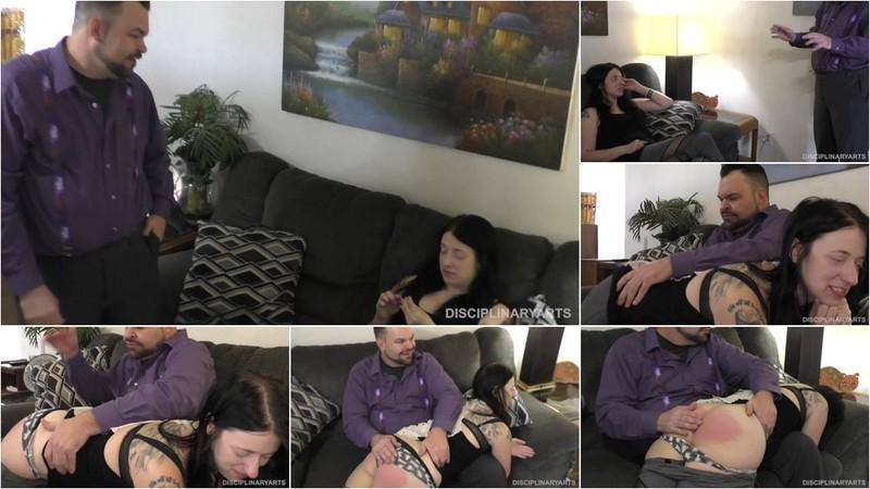 Yasmine Sinclair - Laptop Mistake [FullHD 1080p]