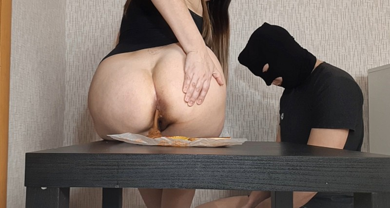 Dianascat - Eat a shitty burger [FullHD 1080P]