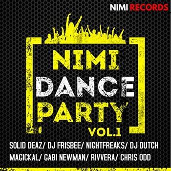 Nimi Dance Party Vol.1 (2021) Full Albüm İndir