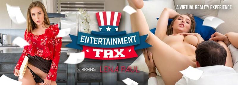 Entertainment Tax With Lena Paul Oculus Vive