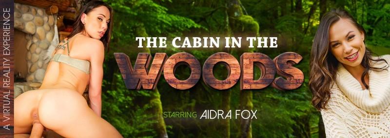 The Cabin In The Woods Aidra Fox Oculus Vive 6k