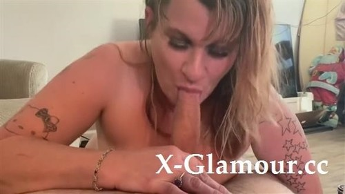 Cock Hungry Milf Gives Me A Nut Draining Blowjob [HD]