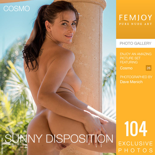 Cosmo in Sunny Disposition (2021-05-13)