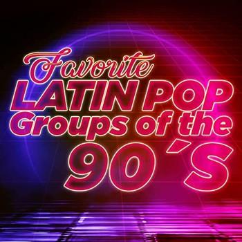 Favorite Latin Pop Groups of the 90's (2021) Full Albüm İndir