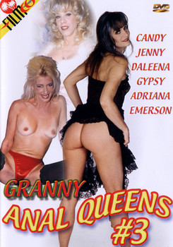 Granny Anal Queens #3