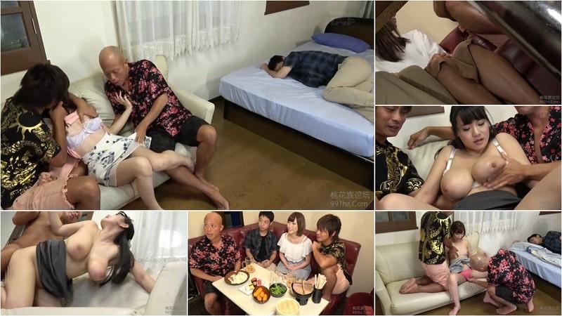 Misaki Maya, Shibuya Kaho - Cuckold NTR My Wife Was Invited By Her Local Friends [HD 720p]