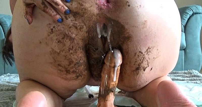 SamanthaStarfish - Cum In My Poopy Pussy [FullHD 1080P]