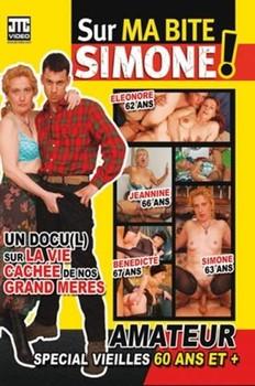 Sur Ma Bite Simone