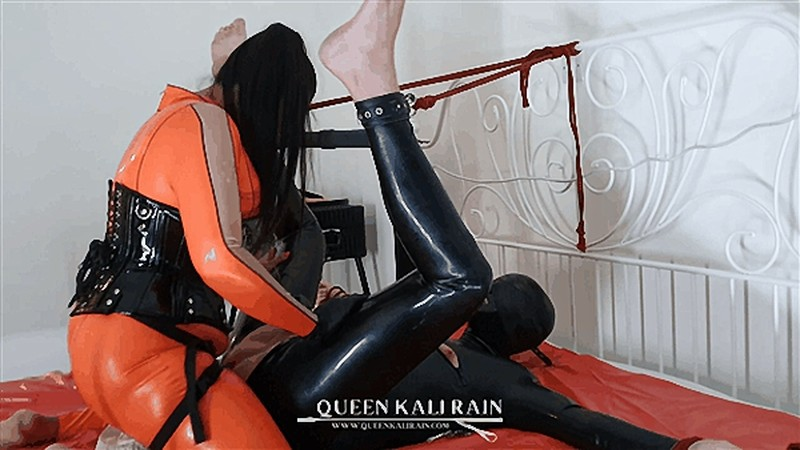 Queen Kali Rain - More of what happens when I am in control [HD 720P]