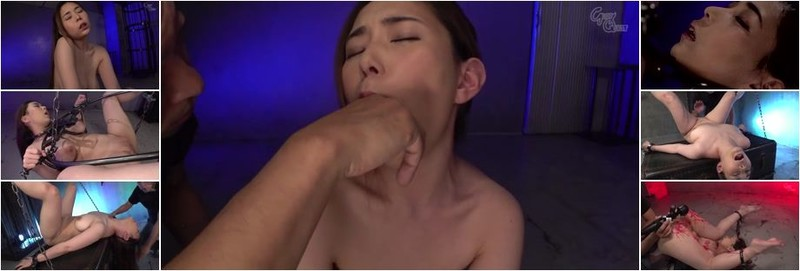 Yoshine Yuria - Anal Device Bondage XXIV Tied Up And Subjected To Steel Anal Shame (HD)