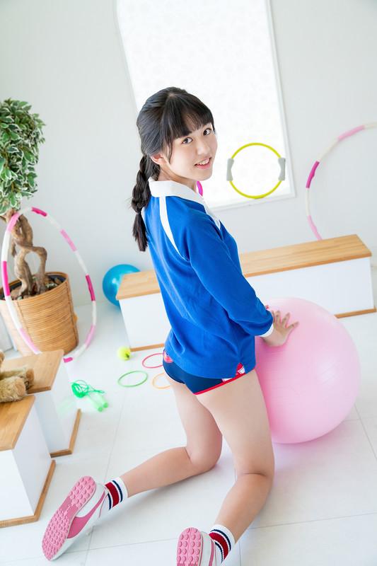 jav idol Nanaka Yumeno gym cosplay album