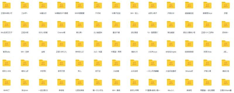 2021年08月 斗鱼虎牙女主播 直播舞蹈录像剪辑版抢先看[269GB][至尊包年专享] 合集-第19张