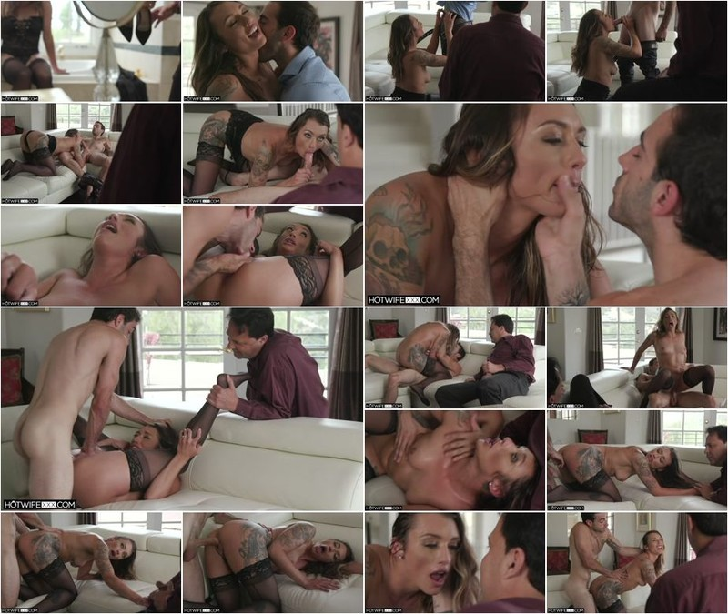 Piper Cox - While He Watches (720p)