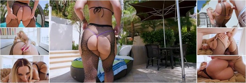 Jada Stevens - What Does The CDC Recommend For All This Ass? (HD)