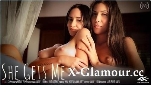 Anya Krey, Mina Moreno - She Gets Me [HD/720p]