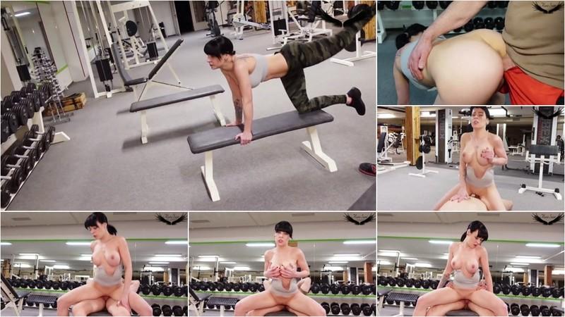 Marie-Saint - Ficken ist auch Sport - Effektives Training Public im Fitnesscenter (1080P/mp4/132 MB/FullHD)
