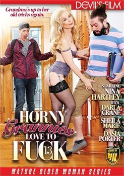 Horny Grannies Love To Fuck 13