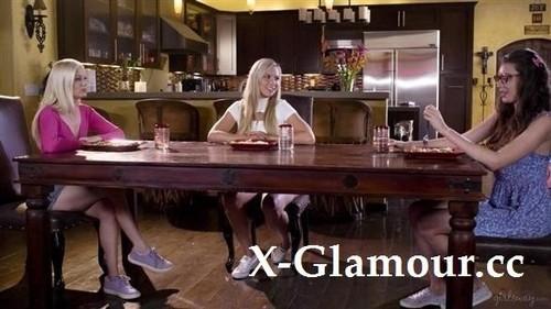 "Aidra Fox, Charlotte Stokely, Elena Koshka in ""Blind Taste Test"" [FullHD]"