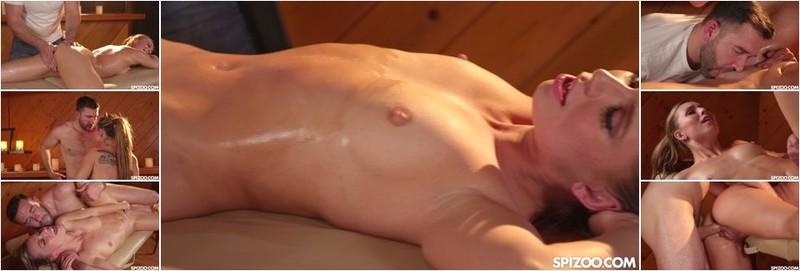 Aidra Fox - Aidra Fox Gets A Happy Ending After Massage (FullHD)