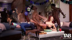 Tab109 - 3D Hot Porn Collection