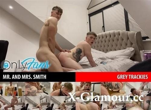 Gay 0161 Couple - Grey Trackies [FullHD]