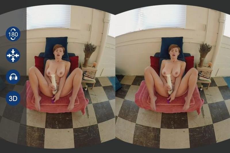 Super Squirter Ryanne Oculus Vive Gear