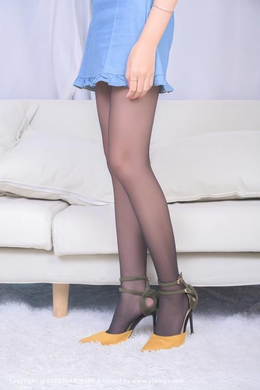 [SSA丝社]超清写真 No.722 模特可儿的黑色丝袜(上)[136P/3.03GB] SSA丝社-第1张