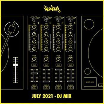 Nervous July 2021 (DJ Mix) (2021) Full Albüm İndir