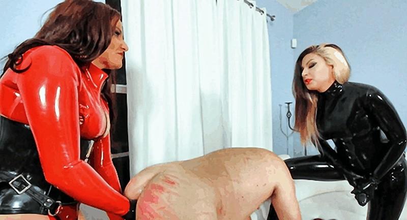 Michelle - Isobel Strap On Fuck Slave [FullHD 1080P]
