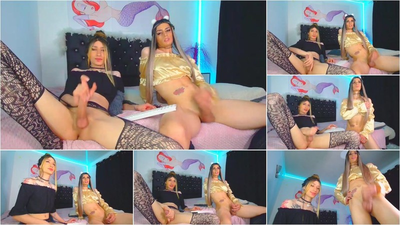 Trans Girl - Cam Show Various TGirls 03 Jul [HD 720p]