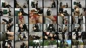 Lez Dom Entertainment - Rubber Doll Boarding School - Baroness Bijou, Mary Jale