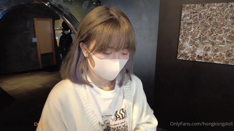 香港美少女一日女友的漂亮姐姐-上篇+中篇+下篇(國語中字)