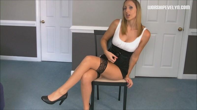 Evelyn Milano - JOI Masturbation Therapy [HD 720P]
