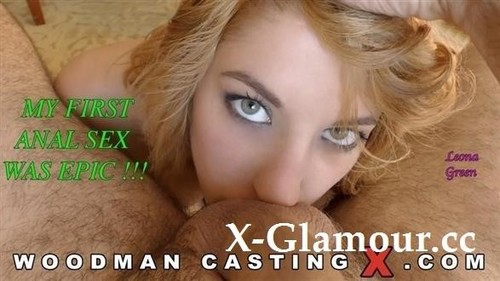 Leona Green - Casting X 144 Updated (2021/SD)