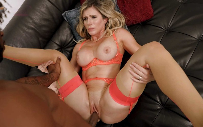 Cory Chase - Hot Milf Pays Off Husbands Debts With Her Ass [FullHD 1080P]
