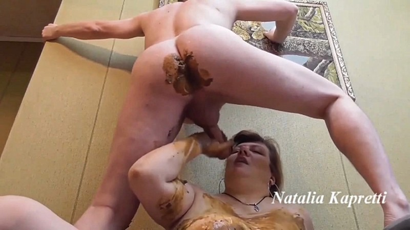 Minet sweeter and tastier with shit [HD 720P]