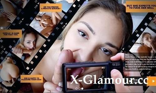 Sex Marathon With Gizelle Blanco - Life Selector [SD/480p]
