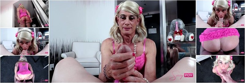 Jeanne Never - Too Old To Love Cock (HD)