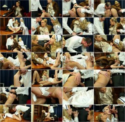 [FullyClothedSex.com/Tainster.com] Kate, Barra Brass - Fully Clothed Fuck Consultation With Doc And Nurse (Download: Cloudfile)