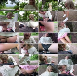 [PublicPickUps.com/Mofos.com] Aisha - Blonde Hottie Fucks Outdoors (Download: Cloudfile)